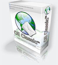 OE classic - A perfect replacement for Outlook Express, Windows Mail, Windows Live Mail or Mozilla Thunderbird.
